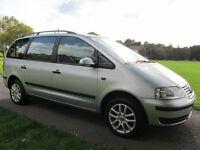 2008 (08) Volkswagen Sharan 2.0TDI SE