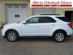 2010 CHEVROLET EQUINOX 1LT AWD WE FINANCE ALL EASY FINANCE