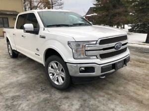 FORD F-150 KING RANCH DIESEL 2018