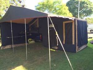 Modcon Overlander Offroad Camper Trailer with extended draw bar!! Toowoomba Region Preview