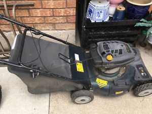 Two identical Gas Lawnmowers $20.00 each