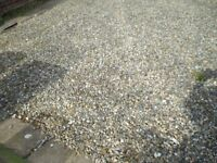 """FREE-- ¾""""GRAVEL (PEBBLES) TO GIVE AWAY.--FREE."""