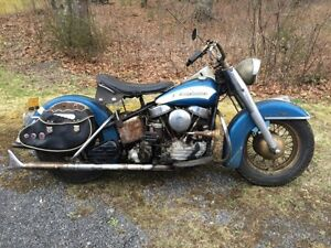 Parts & projects wanted! Panhead, flathead, panhead knucklehead
