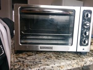 KitchenAid Convection Countertop Toaster Oven MODEL RR-KCO223CU
