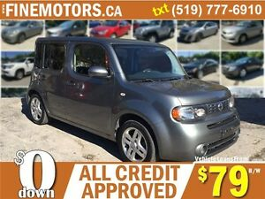 2010 NISSAN CUBE 1.8S * PRICED TO SELL * LOW KM