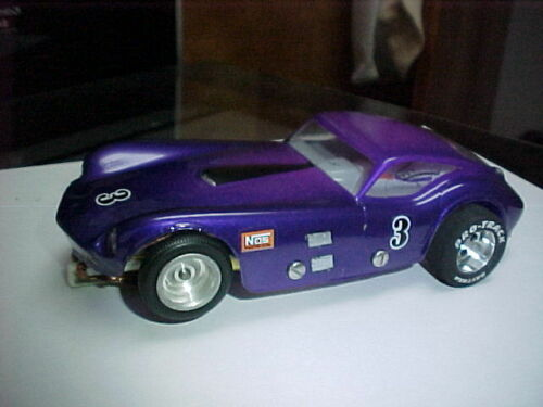 1/24 slotcar 1/24 scale Vintage slot car body Kellison repo