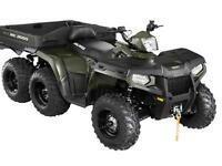 POLARIS SPORTSMAN 800 6X6