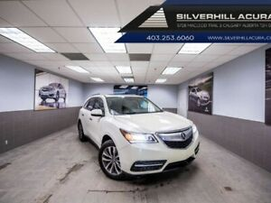2014 Acura MDX Navigation Package SH-AWD