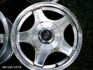 "16"" Aluminum Rims Peterborough Peterborough Area image 5"