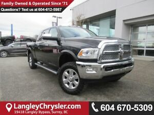 2014 RAM 3500 Laramie <B>*NAVIGATION* REMOTE START*SUNROOF*<b>