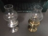Glass Top Lanterns (Job Lot)