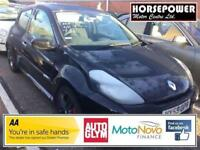 2009 Renault Clio 2.0 VVT Renaultsport 3dr Petrol black Manual