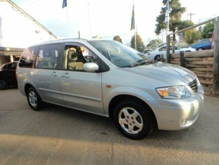 2000 Mazda MPV LW Silver 4 Speed Automatic Wagon North St Marys Penrith Area Preview
