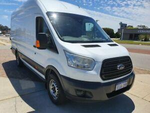 2014 Ford Transit VO MY14.5 350e LWB Jumbo (SRW) White 6 Speed Manual Van Wangara Wanneroo Area Preview