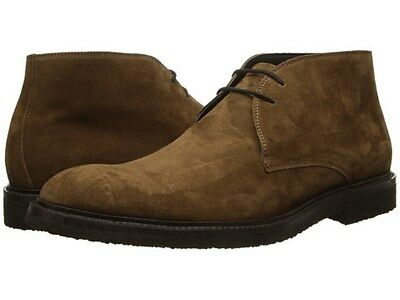 To Boot New York Brown Suede leather Men's Ankle Boots Size 10