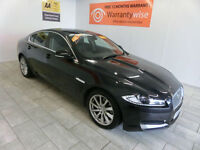 2012 Jaguar XF 2.2TD Premium Luxury NAV LEATHER ***BUY FOR ONLY £70 PER WEEK***