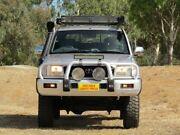 2001 Toyota Landcruiser FZJ105R GXL Silver 5 Speed Manual Wagon Morphett Vale Morphett Vale Area Preview