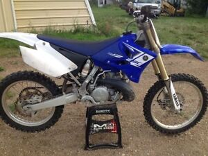 2014 yz250 14 hrs on bike