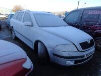 2008 Skoda Octavia Estate Car NEEDS ATTENTION £200 FOR SPARES