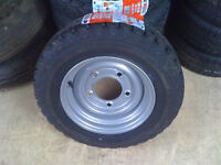 Trailer Wheels Parts Rims Tyres - For Ifor Williams Hudson Dale Kane Brian James Nugent MCM