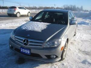2009 Mercedes-Benz C300 4MATIC-105,566 KM-NEW TIRES-MUST BE SEEN