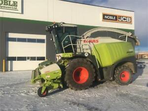 2011 Claas 930 Forage Harvester
