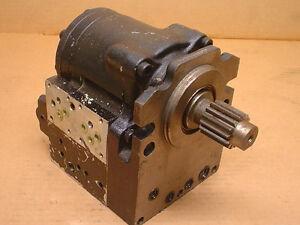 Nippon Gerotor Co Eis 2563008 Hydraulic Index Motor Ebay