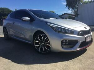 2014 Kia Pro_ceed JD MY14 GT Silver 6 Speed Manual Hatchback Currimundi Caloundra Area Preview