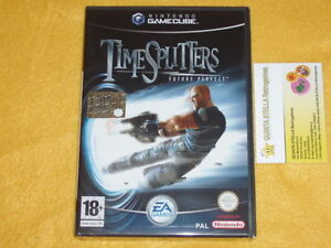 TIME SPLITTERS FUTURE PERFECT Game Cube PAL VERSION NEW FACTORY SEALED Nintendo