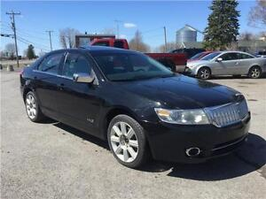 LINCOLN MKZ IMPECABLE FULL LOAD FINANCEMENT 100%