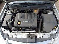 VAUXHALL VECTRA ENGINE 1.9 CDTI DIESEL 57K MILES ( 6 MTHS WARRANTY )