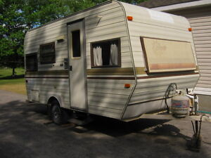 Bonair 16.9 ft. light travel trailer