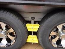 Caravan or Trailer tandem wheel lock Shelley Canning Area Preview