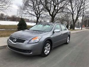 2008 NISSAN ALTIMA 2.5 SL, 122 000KM, TOIT OUVRANT, CUIR, MAGS