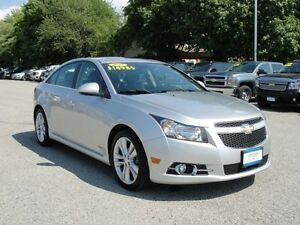 2013 Chevrolet Cruze LT Turbo London Ontario image 7