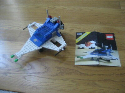 1982 Vintage LEGO Classic Space Set #6890 Cosmic Cruiser - COMPLETE Instructions