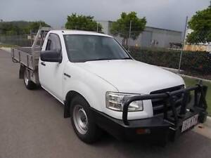 2007 Ford Ranger Ute Mount Louisa Townsville City Preview