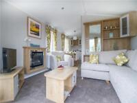 Brand New Caravan been discounted by £7000 at Cresswell in northumberland