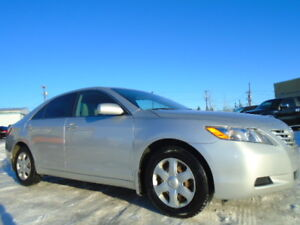 2008 Toyota Camry LE-2.4L 4 CYL AUTO-EXCELLENT SHAPE IN AND OUT