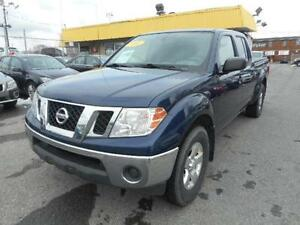 NISSAN FRONTIER SV 4X4 2011 ( CRUISE CONTROL, AUTOMATIQUE )