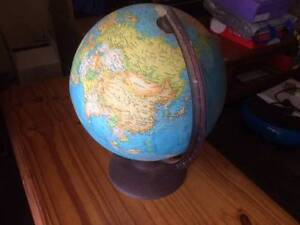 A world globe for sale Wulagi Darwin City Preview