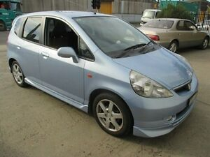 2003 Honda Jazz GD VTi-S Blue 7 Speed Constant Variable Hatchback Tottenham Maribyrnong Area Preview