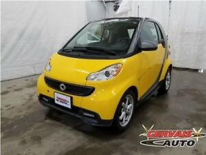 smart fortwo Toit Panoramique A/C MAGS 2015