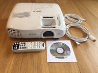 Epson TW5100 1080p 3d projector