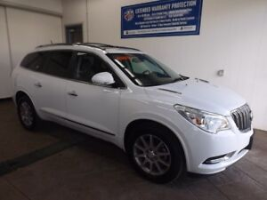 2017 Buick Enclave AWD LEATHER SUNROOF