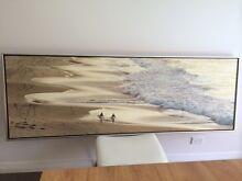 Richard Smyth Injidup Beach canvas ( limited edition) Perth Region Preview