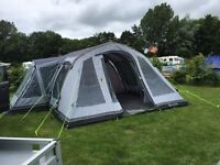Outwell Montana 6AC Tent (used once only)