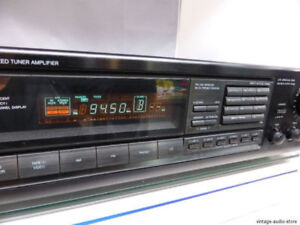 ONKYO TX-902 Quartz Synthesized Tuner Amplifier for sale