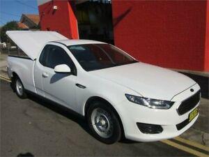 2015 Ford Falcon FG X White 6 Speed Auto Seq Sportshift Utility Croydon Burwood Area Preview