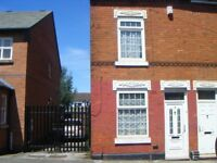 TWO BEDROOM HOUSE TO RENT ** GRACE ROAD ** SPARKBROOK ** DSS CONSIDERED ** CALL NOW TO VIEW